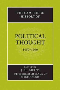 The Cambridge History of Political Thought 1450 1700