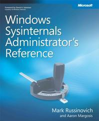 [해외]Windows Sysinternals Administrator's Reference (Paperback)
