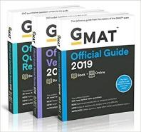 GMAT Official Guide 2019 Bundle: Books+Online
