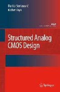 [해외]Structured Analog CMOS Design