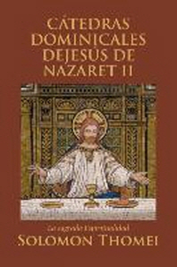 [해외]Catedras Dominicales DeJesus de Nazaret II (Paperback)