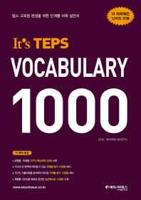 It s TEPS Vocabulary 1000