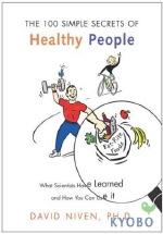 [해외]100 Simple Secrets of Healthy People
