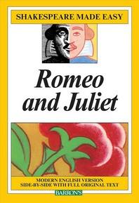 [해외]Romeo & Juliet (Paperback)