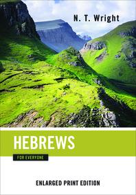 [해외]Hebrews for Everyone (Paperback)