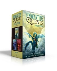 [해외]The Unwanteds Quests Collection Books 1-3
