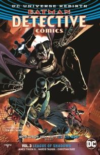 배트맨: 디텍티브 코믹스 Vol. 3  리그 오브 섀도우(DC 리버스)