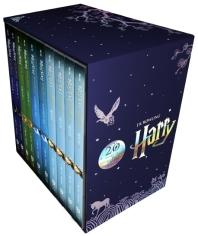 해리 포터 시리즈 1~4권 세트(해리포터 20주년 개정판)(전10권)