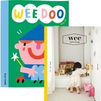 WEE Magazine(위매거진) Vol.20 + WEE DOO(위두) Vol.9: STAY HOME(2020년 6월호)(전2권)