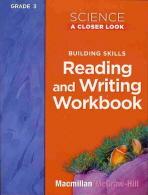 [해외]Science, a Closer Look, Grade 3, Reading and Writing in Science Workbook