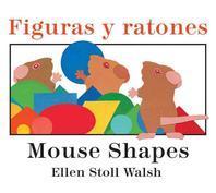 [해외]Figuras Y Ratones / Mouse Shapes Bilingual Board Book