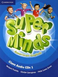 Super Minds American English Level. 1(CD)