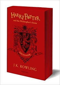 Harry Potter and the Philosopher's Stone Book 1 - Gryffindor Edition (영국판)