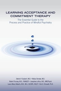 [해외]Learning Acceptance and Commitment Therapy