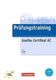 prufungstraning DaF : Goethe-zertifikat A2
