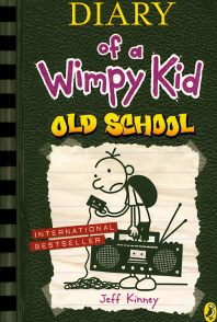 Diary of a Wimpy Kid Old School+The Long Haul 세트