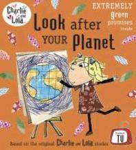 [해외]Charlie and Lola: Look After Your Planet