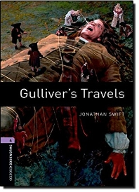 GULLIVER'S TRAVELS(OXFORD BOOKWORMS 4)