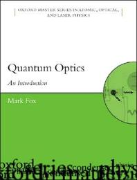 [해외]Quantum Optics