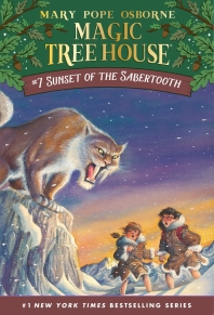 Magic Tree House #7: Sunset of the Sabertooth(7)