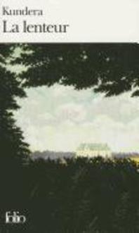 [해외]Lenteur (Paperback)
