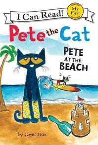 [해외]Pete at the Beach (Hardcover)