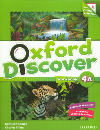 Oxford Discover. 4A(WB)