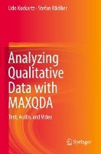 [해외]Analyzing Qualitative Data with MAXQDA