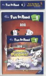 Rescue The Puppies(CD1장포함)(Disney Fun to Read Level 1)