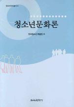 청소년문화론(청소년지도총서 11)