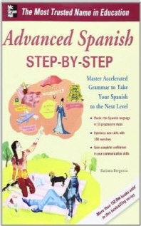 [해외]Advanced Spanish Step-By-Step
