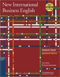 New International Business English S/B (CD-ROM 포함)