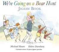 [해외]We're Going on a Bear Hunt (Board Books)