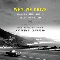 [해외]Why We Drive (Compact Disk)
