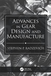 [해외]Advances in Gear Design and Manufacture