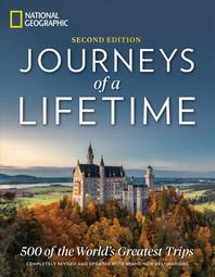 [해외]Journeys of a Lifetime, Second Edition