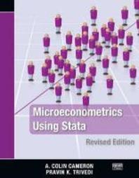 [해외]Microeconometrics Using Stata