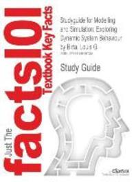 Studyguide for Modelling and Simulation