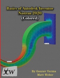 [해외]Basics of Autodesk Inventor Nastran 2020 (Colored)
