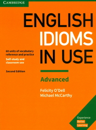 English Idioms in Use: Advanced