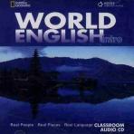 WORLD ENGLISH INTRO(CLASSROOM AUDIO CD)(CD)