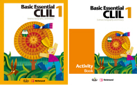 Basic Essential CLIL. 1 Student Book + Activity Book 세트(전2권)