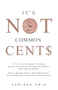 [해외]It's Not Common Cent$