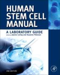 [해외]Human Stem Cell Manual