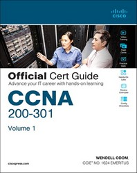 [해외]CCNA 200-301 Official Cert Guide, Volume 1