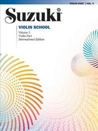 [해외]Suzuki Violin School, Vol 5 (Paperback)