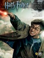[해외]Harry Potter -- Sheet Music from the Complete Film Series