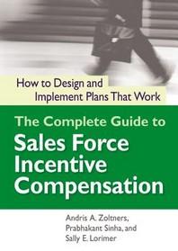 [해외]The Complete Guide to Sales Force Incentive Compensation
