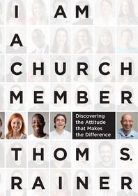 [해외]I Am a Church Member (Hardcover)