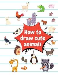 [해외]How to draw cute animals